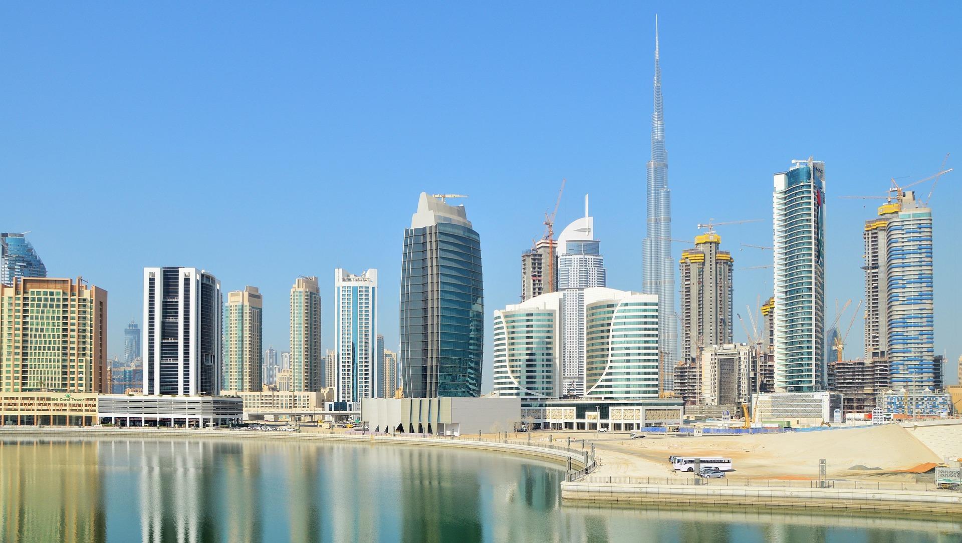 Dubai pixabay